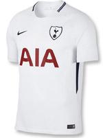 Camisa Jogo 1 Tottenham 17/18 Branca