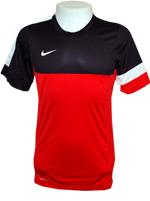 Camisa Training Top Nike Vermelha/Preta