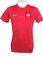 Camisa de Treino França Nike 2014 Vermelha