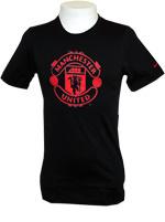 Camisa Passeio Manchester United Nike Preta