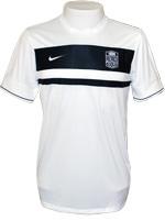 Camisa Masculina Nike Tiempo Branca