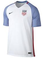 Camisa de Jogo Estados Unidos Nike 2016 Branca