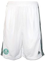 Short Double Up Palmeiras Adidas Branco