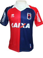 Camisa Jogo 1 Paran� Clube 2014 Errea Tricolor