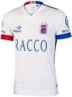 Camisa Jogo 2 Paraná Clube 2016 Topper Branca