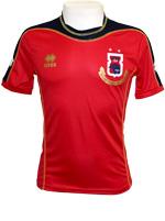 Camisa Jogo 3 Paran� Clube 2014 Errea Vermelha