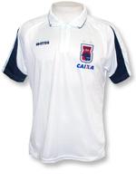 Camisa Polo Paran� Clube Errea Branca
