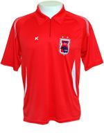 Camisa Polo Datus Paran� Clube Kanxa Vermelha