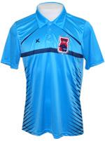 Camisa Polo Silves Paran� Clube Kanxa Azul