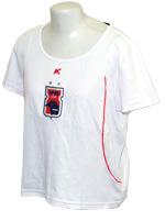 T-Shirt Feminina Passion Paraná Clube Kanxa Branca