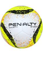 Bola de Futebol Society Storm Penalty Amarela