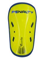 Caneleira Penalty Juvenil Matis Amarela e Azul