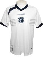Camisa Jogo 2 Ceará Penalty 2014 Branca