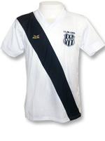 Camisa Retr� 1944 Ponte Preta Pulse Branca