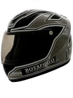 Mini Capacete Pro Tork Botafogo