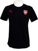 Camisa de Concentração Arsenal Puma - Preta
