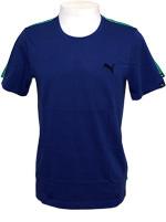Camisa Puma Ess Tee Azul Escuro
