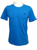 Camisa Puma Ess Tee Azul