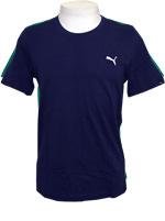 Camisa Puma Ess Tee Azul Marinho