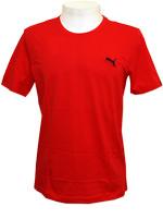 Camisa Puma Ess Tee Vermelha