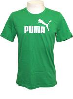 Camisa Puma Logo Tee Verde