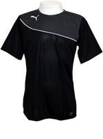 Camisa Puma Momentta Preta / Cinza