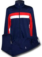 Conjunto Agasalho Puma Tricot Suit Azul Marinho