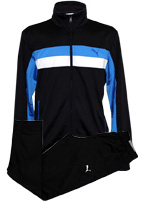 Conjunto Agasalho Puma Tricot Suit Preto