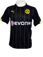 Camisa de Jogo Borussia Dortmund 2015 Puma Preta