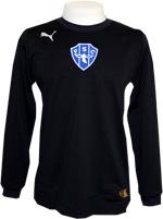 Camisa Retrô 1965 Paysandu Puma Preta