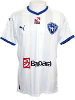 Camisa de Jogo Paysandu 2015 Puma Branca