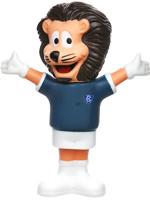 Boneco Mascote Remo