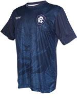 Camisa Aquecimento Remo 2017 Topper Marinho