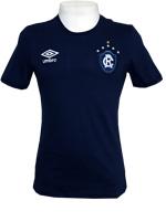 Camisa de Concentração Remo 2016 Umbro Marinho