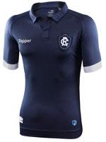 Camisa de Jogo 1 Remo 2017 Topper nº 10 Marinho