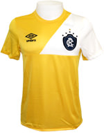 Camisa de Treino Remo 2015 Umbro Amarela