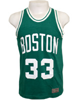 Regata Basquete Retrô Boston Celtics Verde