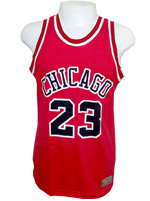 Regata Retrô Chicago Bulls 1992 Vermelha