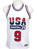Regata Basquete USA Seleção 1992 Branca