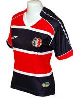 Camisa Feminina 1 Santa Cruz Penalty 2011 Listrada