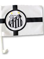 Bandeira de Carro Santos