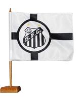 Bandeira de Mesa Santos
