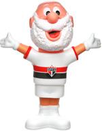 Boneco Mascote São Paulo FC - Uniforme 01