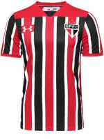 Camisa 2 SPFC 17/18 Oficial Under Armour Listrada