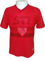 Camisa Juvenil Morumbi SPFC Penalty 2013 Vermelha