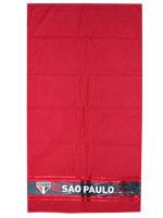 Toalha de Banho Felpuda com Transfer SPFC 58433