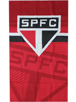 Toalha de Banho Veludo SPFC Buettner 59249