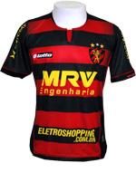 Camisa Jogo 1 Sport 2012 Lotto Listrada