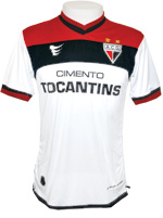Camisa 2 Atlético-GO 2012 Super Bolla Branca