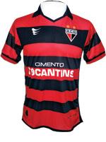 Camisa 1 Atlético-GO 2012 Super Bolla Listrada